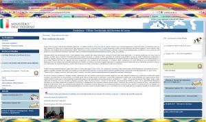 pagina werb prefettura lecoc ultima mod 15/7/2011 ore 12.04.57
