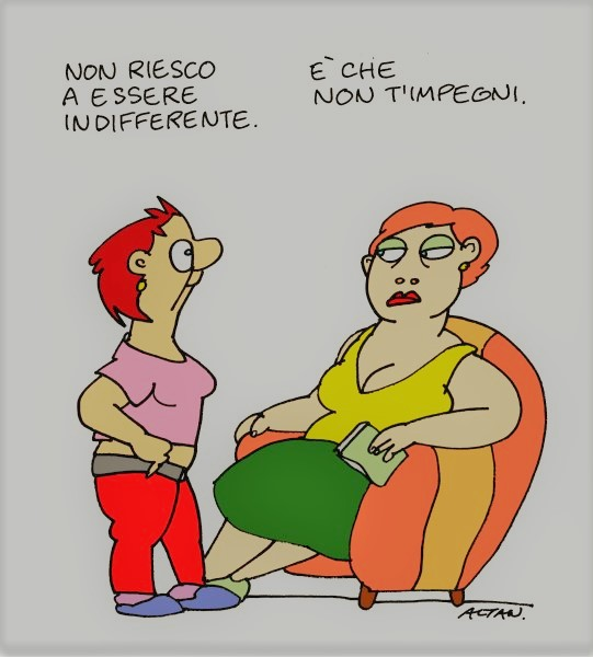 altan indifferenza